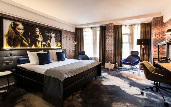L'American Hotel Amsterdam 4*