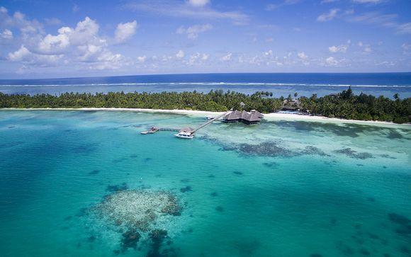 Maldive - Medhufushi Island Resort 4*