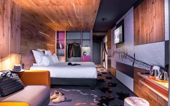 Alpina Eclectic Hotel & Spa 4*
