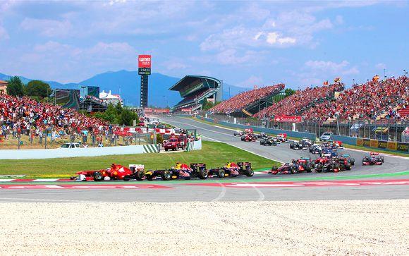 Gran Premio di Catalunya & Gran Hotel Monterrey 5*