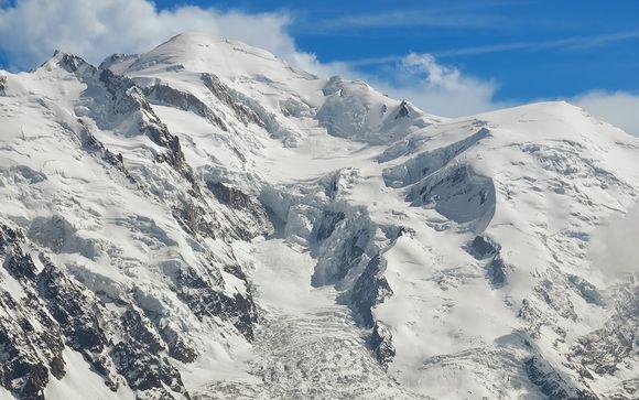 Il comprensorio sciistico di Chamonix - Mont Blanc