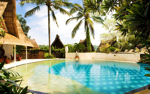 Jungle Retreat Ubud 5* & The Sintesa Jimbaran 5*