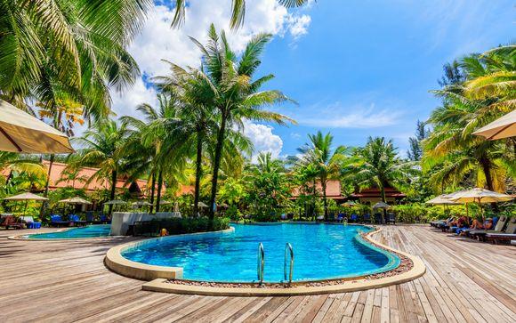 Khao Lak - Khao Lak Bhandari Resort & Spa