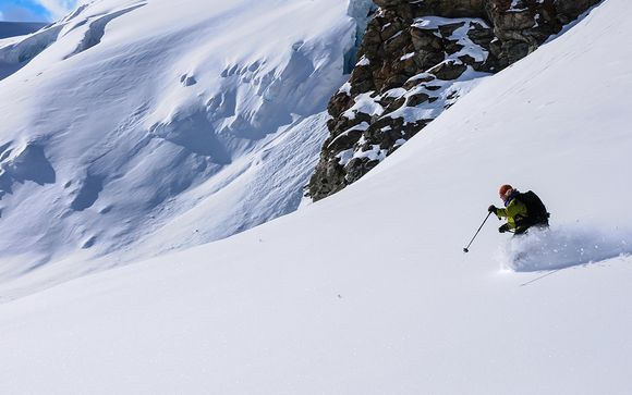 Sciare a Tignes