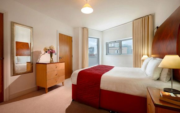 Marlin Apartments - Aldgate Tower Bridge 4*