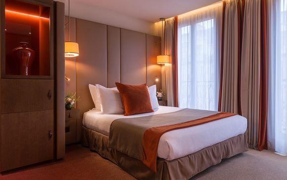 L'Hotel La Bourdonnais Paris 4*