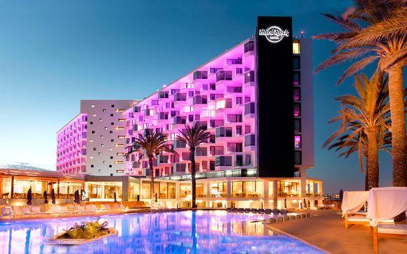 Hard Rock Ibiza Hotel 5*