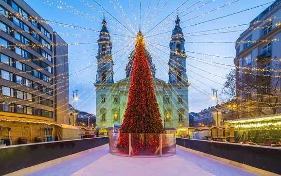 La magia del Natale a Budapest
