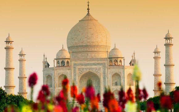 Le strade ricche di fascino tra Dehli e Agra in tour