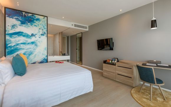 Estensione mare a Phuket - The Nature Phuket 5*