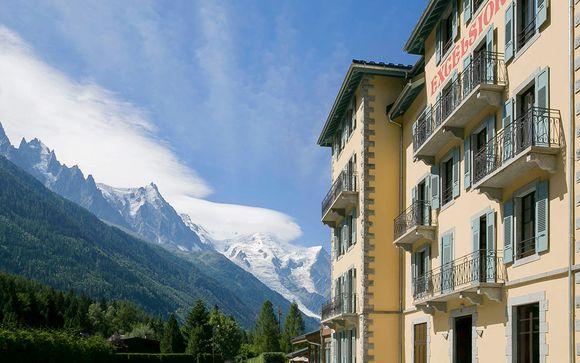 Il Best Western Plus Excelsior Chamonix Hotel & Spa 4*