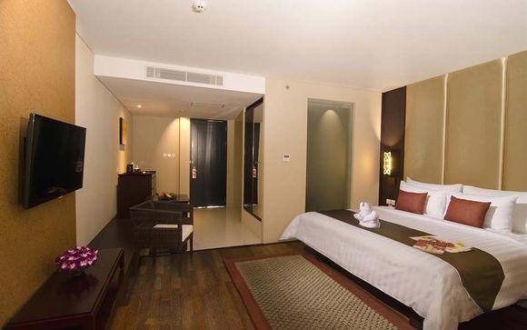 Sanur - Swissbel Resort Watu Jimbar Sanur 4*
