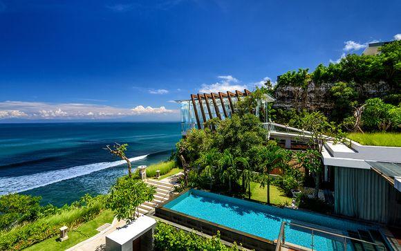 Anantara Uluwatu Resort Bali 5*