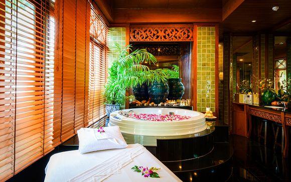 Phuket - Andaman Seaview Hotel 4*