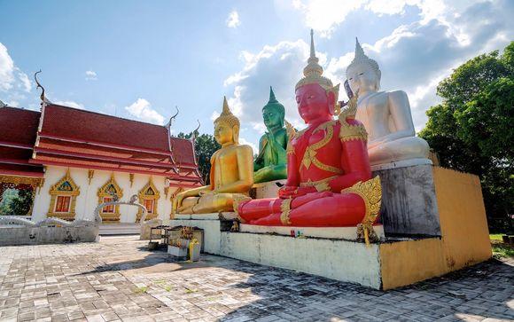 Alla scoperta di Bangkok, Kanchanaburi e Phuket
