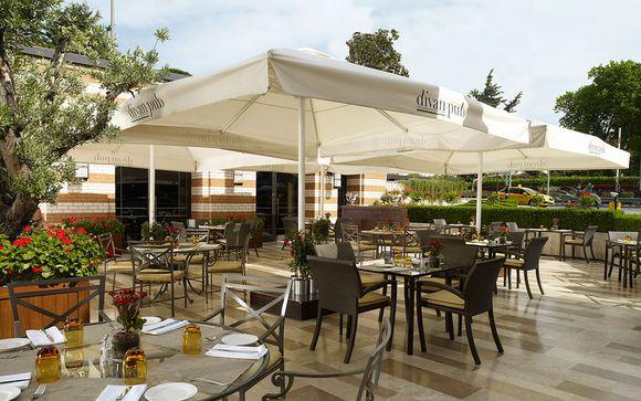 Istanbul - Divan Istanbul Hotel 5*