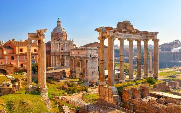 Roma, ricercato 4* in via Veneto