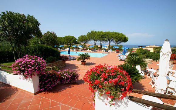 Nicolaus Club Il Cormorano 4* - Baia Sardinia