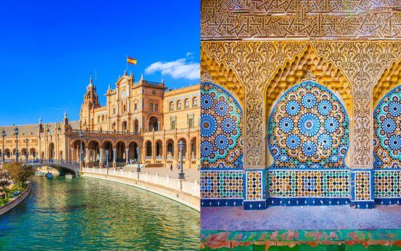 Dall'Andalusia al Marocco tra sole, mare e cultura