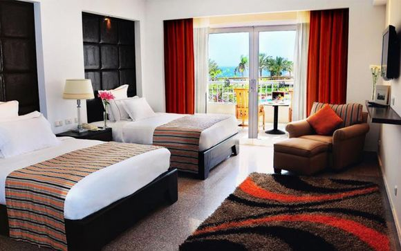 Il Royal Monte Carlo Sharm 5* - Adults Only