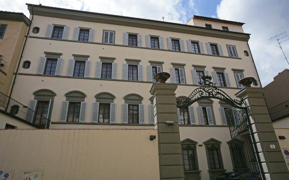 Palazzo dei Ciompi 4*