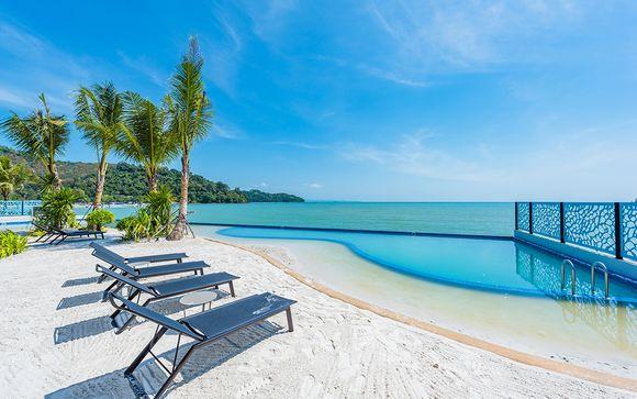 The Tide Beachfront Siray 5* & The Elements Krabi Resort 4*