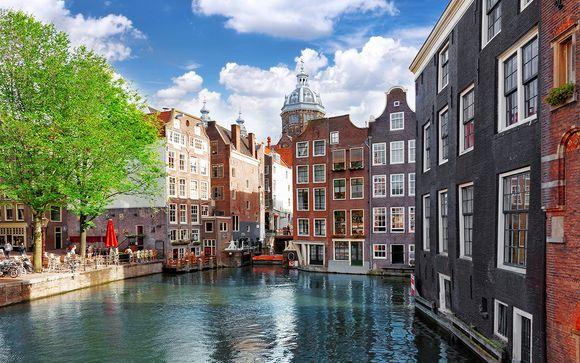 Welkom in Amsterdam, Centrum