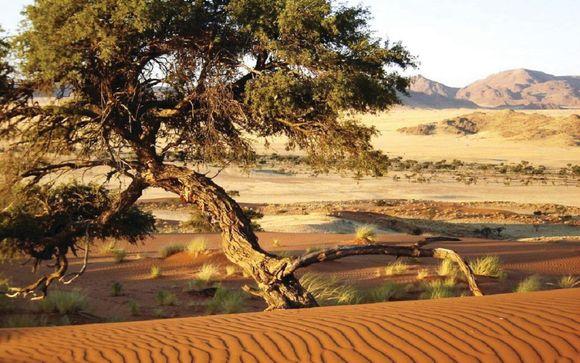 Welkom in... Namibië!