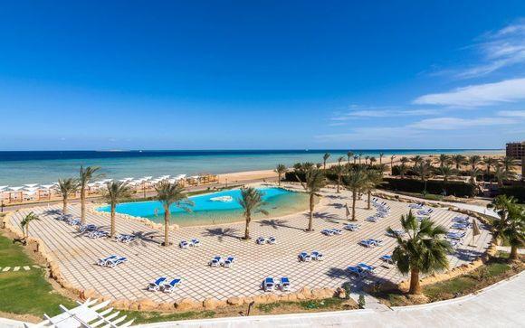 Uw hotel aan het strand