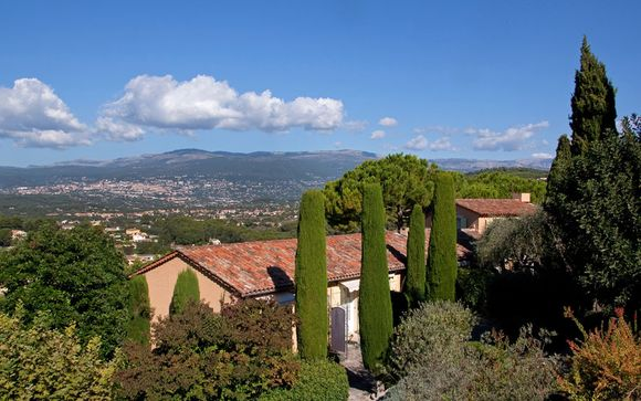 Welkom in... Mougins