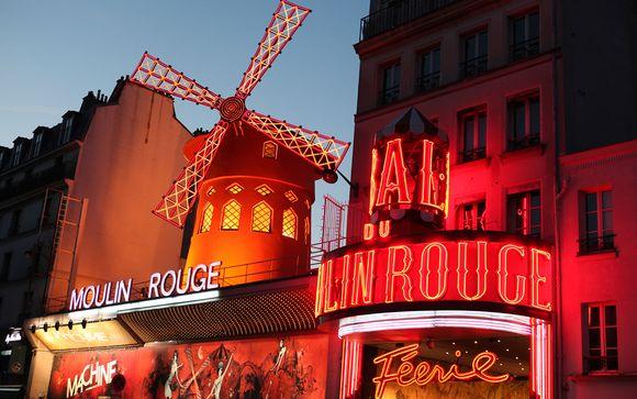 Welkom in Parijs, Montmartre
