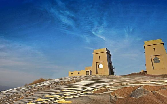 Uw hotel Dunes by Al Nahda 5*