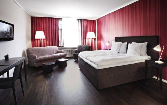 First Hotel Grand 4* of gelijkwaardig in Odense