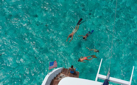 Tobago Cays Dream Premium Cruise