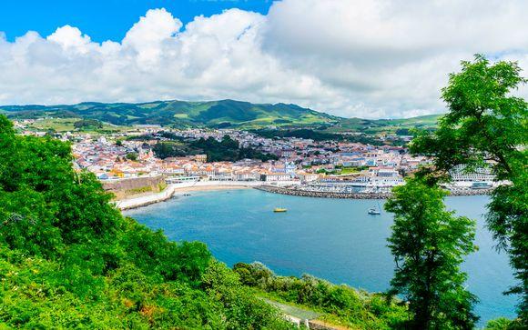 Welkom op... de Azoren