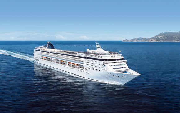 Uw cruiseschip MSC Opera
