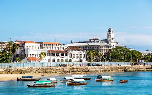 Welkom op...Zanzibar