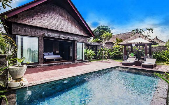 The Sanctoo Villas & Spa Ubud 5*