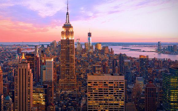 Welkom in... New York en Boston