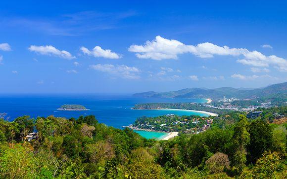 Welkom in... Phuket!