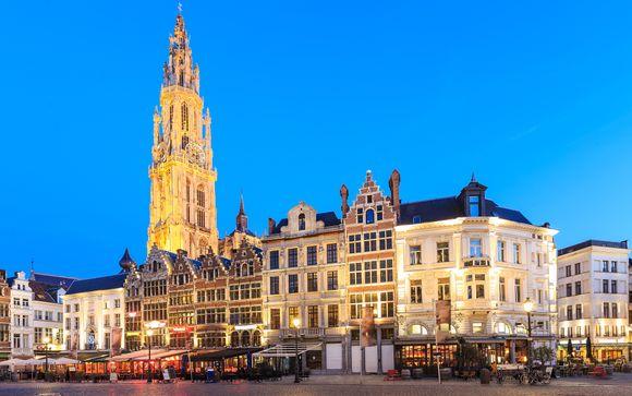 Welkom in...Antwerpen