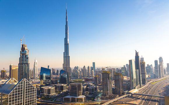 Welkom in... Dubai en Ajman