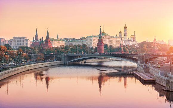 Welkom in... Moskou