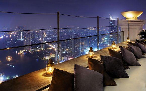 Uw optioneel verblijf in Bangkok