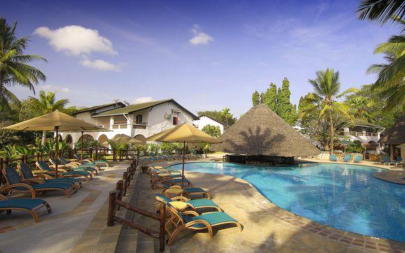 Uw strandvakantie in het Pinewood Beach Resort 4*