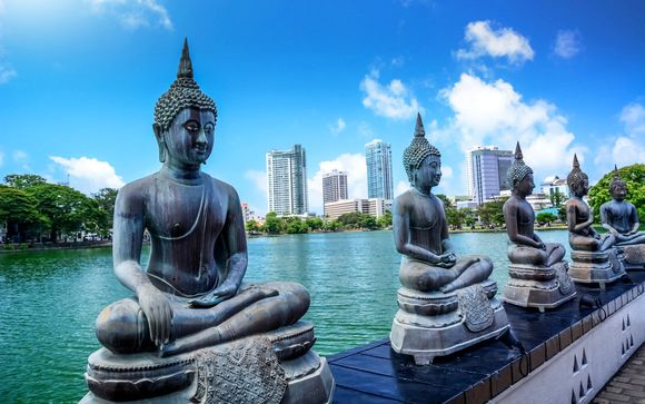 Welkom in... Sri Lanka en de Malediven