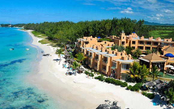 Uw optionele verlenging naar Mauritius