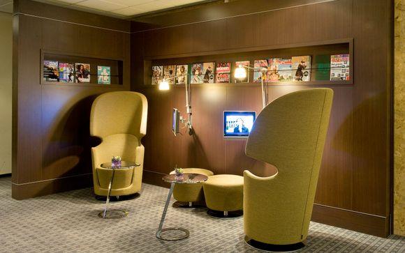 Fletcher Hotel Restaurant Nieuwegein Utrecht Voyage Privé Tot 70