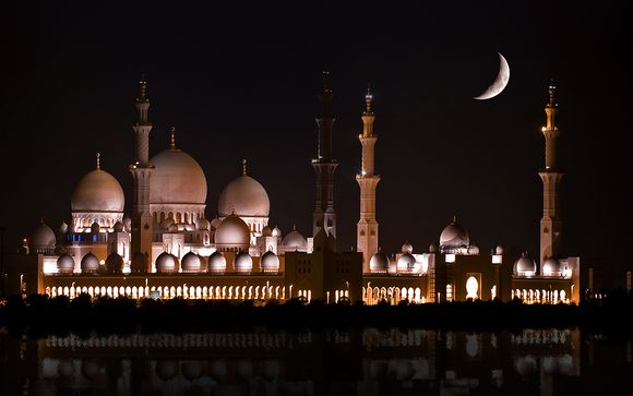 Welkom in Abu Dhabi