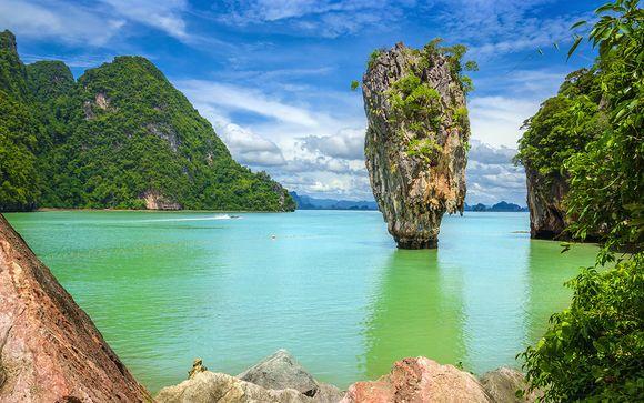 Welkom in Thailand...